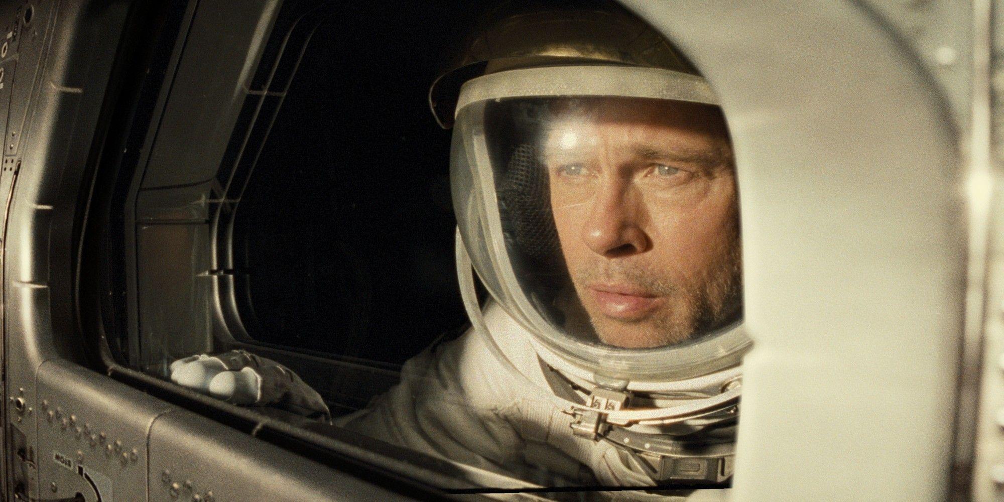 Ad Astra Venice Film Festival Trailer: Brad Pitt Fights a Monkey