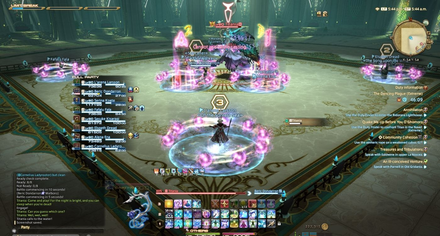 TV and Movie News FFXIV Titania EX Guide: How to Beat The Dancing