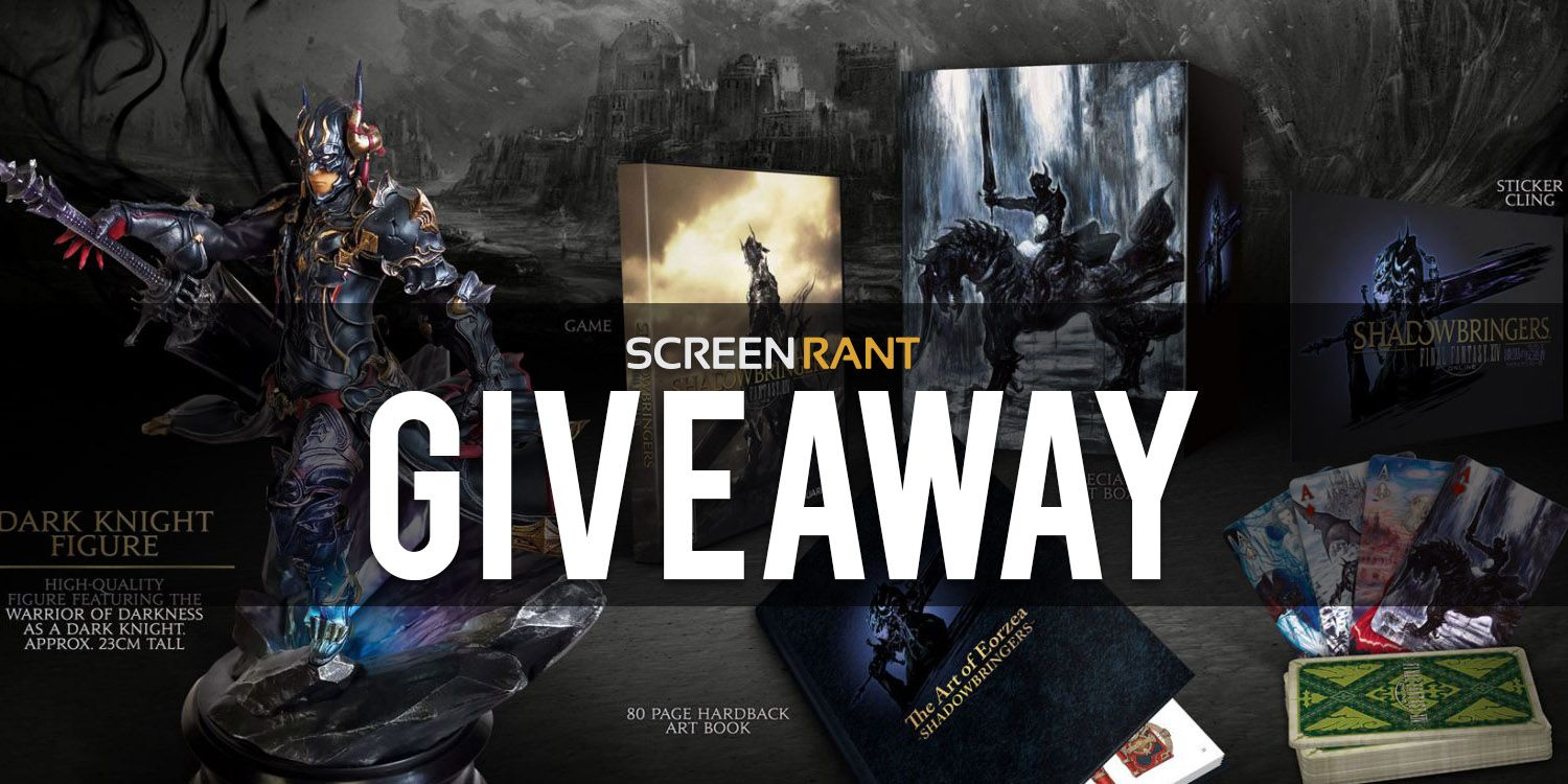 GIVEAWAY: Final Fantasy XIV: Shadowbringers Collector's Edition