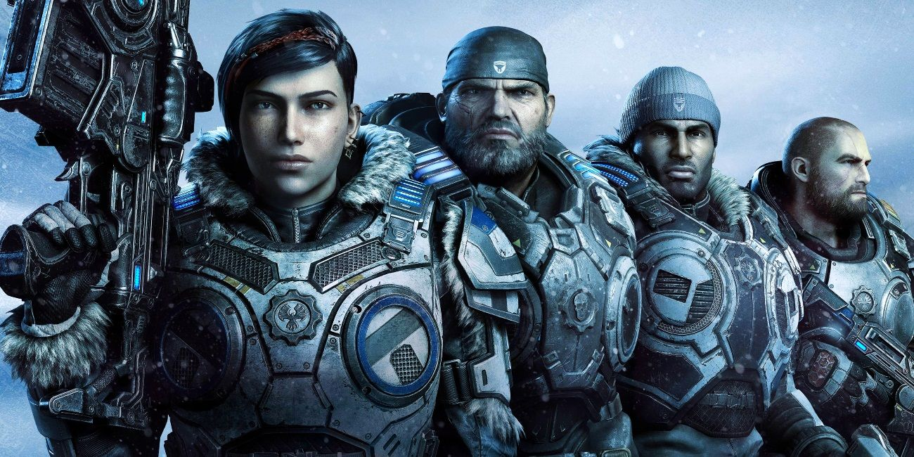 Gears 5 Horde Mode Character Classes Roles Explained