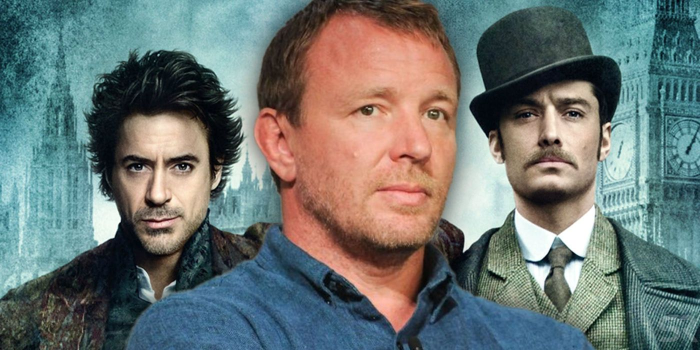 Why Guy Ritchie Isn't ...