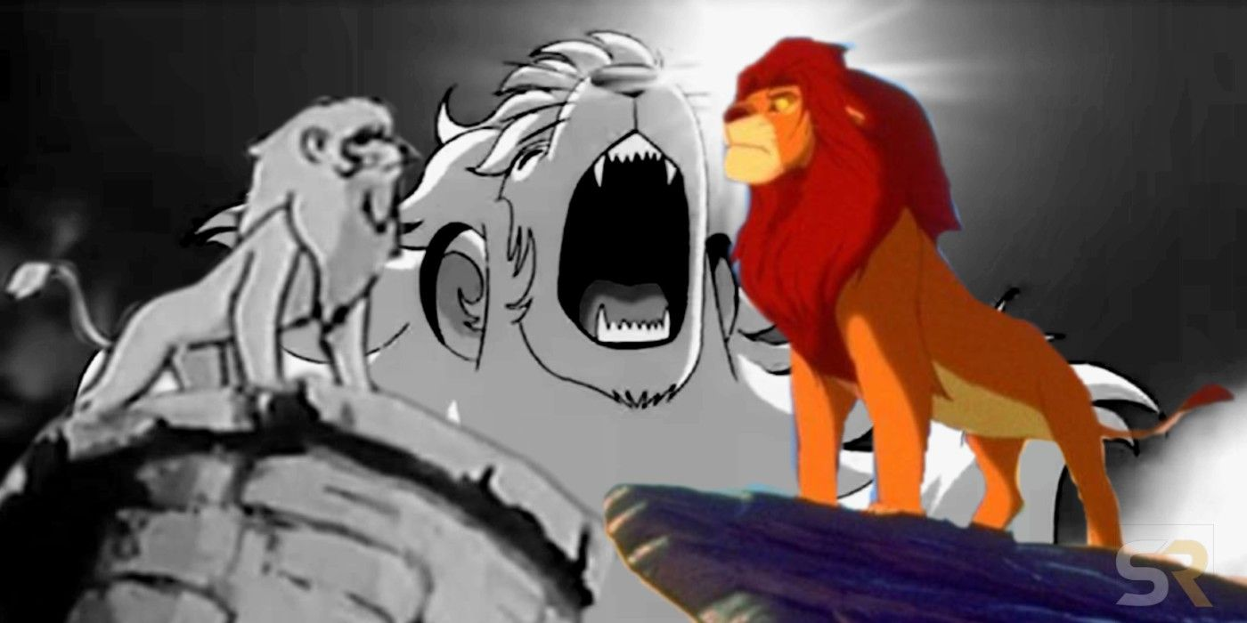 Did The Lion King Copy Kimba? Disney's White Lion Controversy Explained