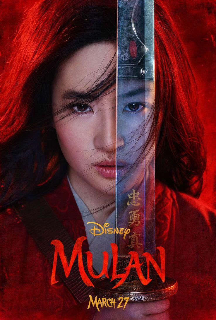 Kết quả hình ảnh cho Mulan