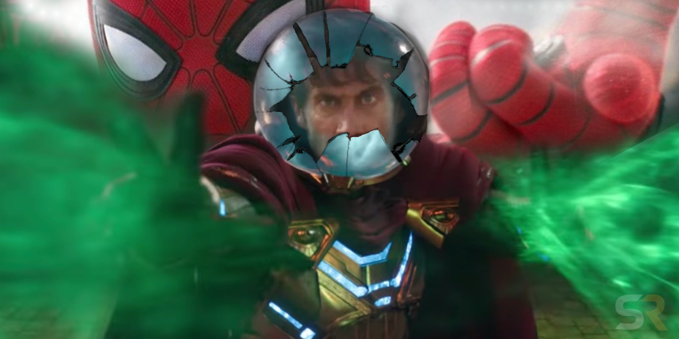 Image result for Mysterio Is Reportedly Still Alive, Will Return In Future MCU Film