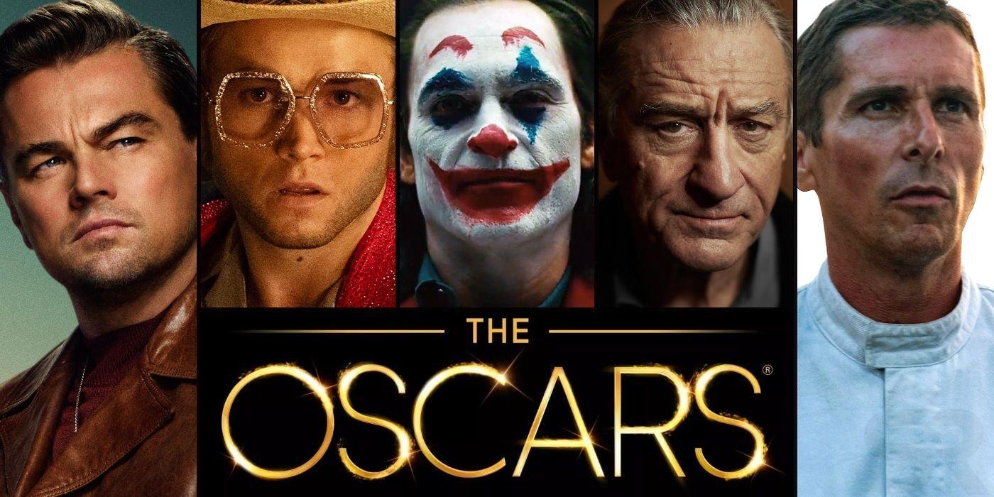 Best Looking Male Actors 2020 Oscars 2020: Best Actor Predictions & Odds | ScreenRant