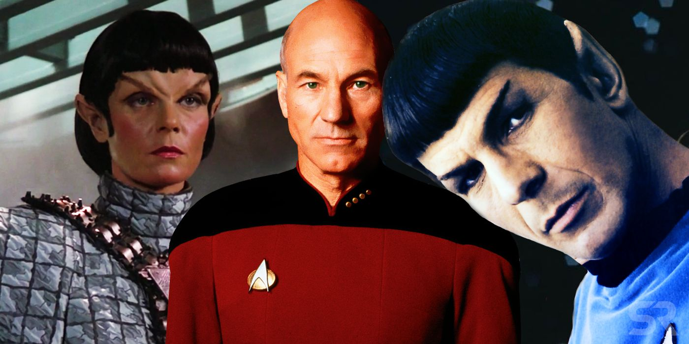 Star Trek's Crazy (& Brilliant) Reason Why Aliens Look Human