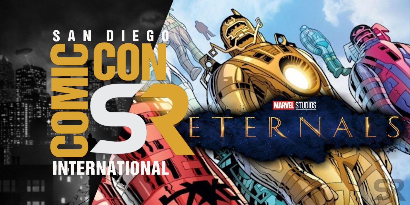 The Eternals 2020 Concept Art