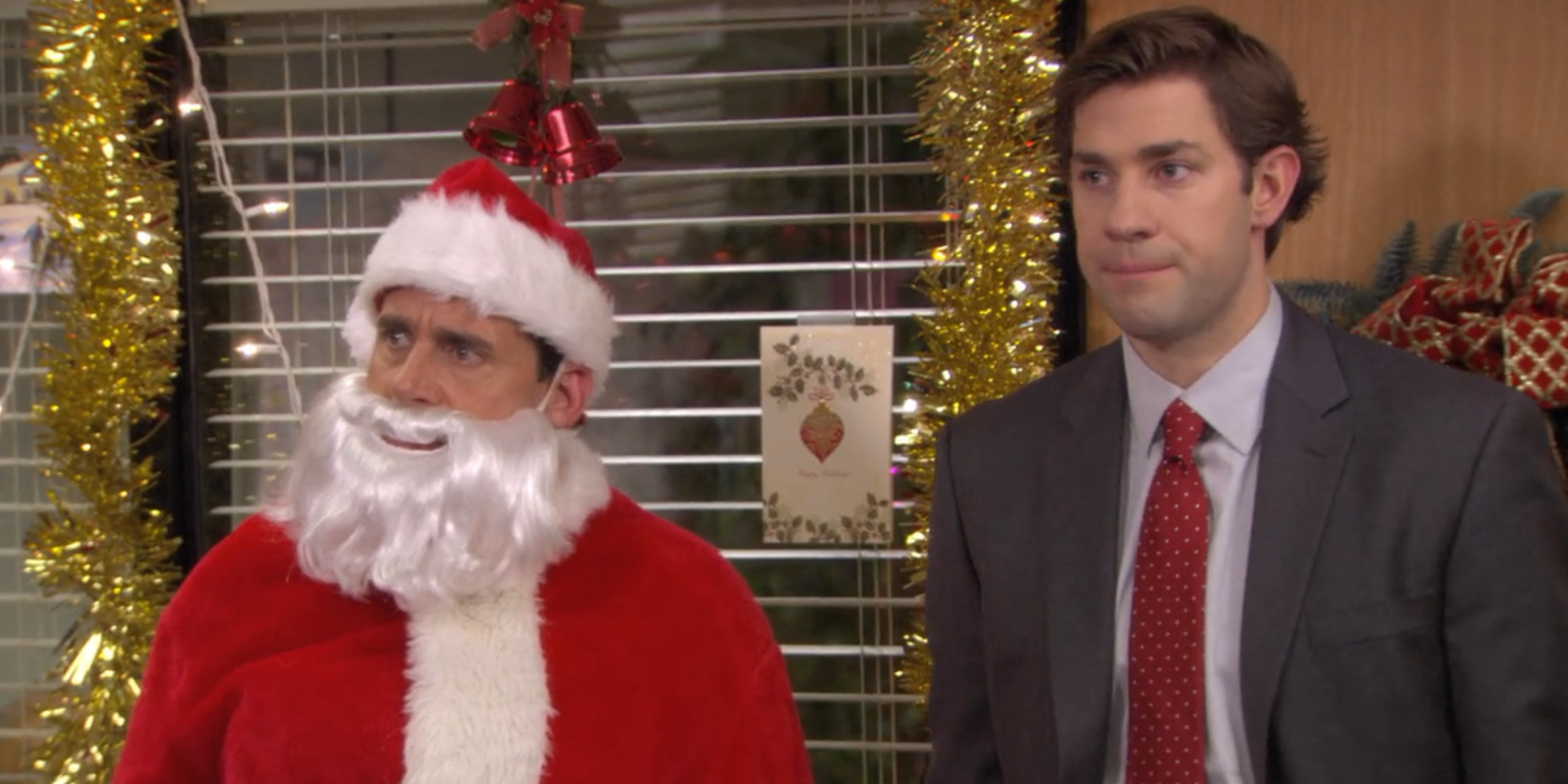 10 Best Holiday Episodes Of The Office