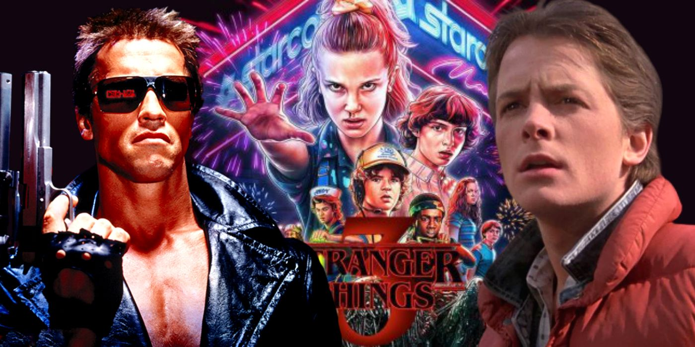 Image result for stranger things season 3 john hughes