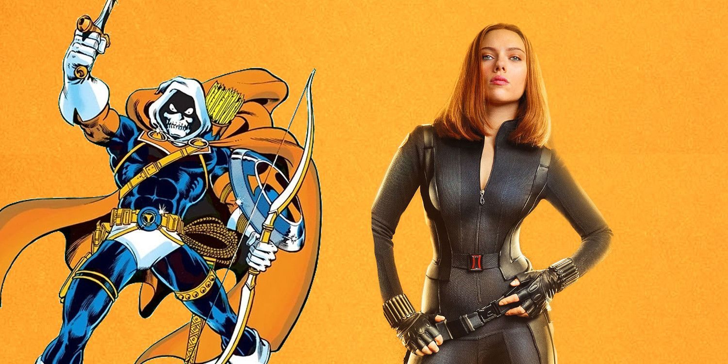 Tv And Movie News Who Is Taskmaster Black Widow S Villain