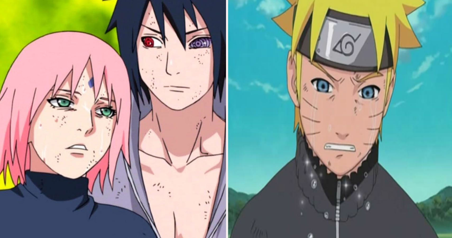 Naruto: The 10 Best Love Triangles, Ranked | ScreenRant