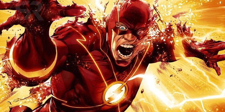Speed Racing (Wallace/Kid Flash) The-Flash-Comic-Death-of-Speed-Force