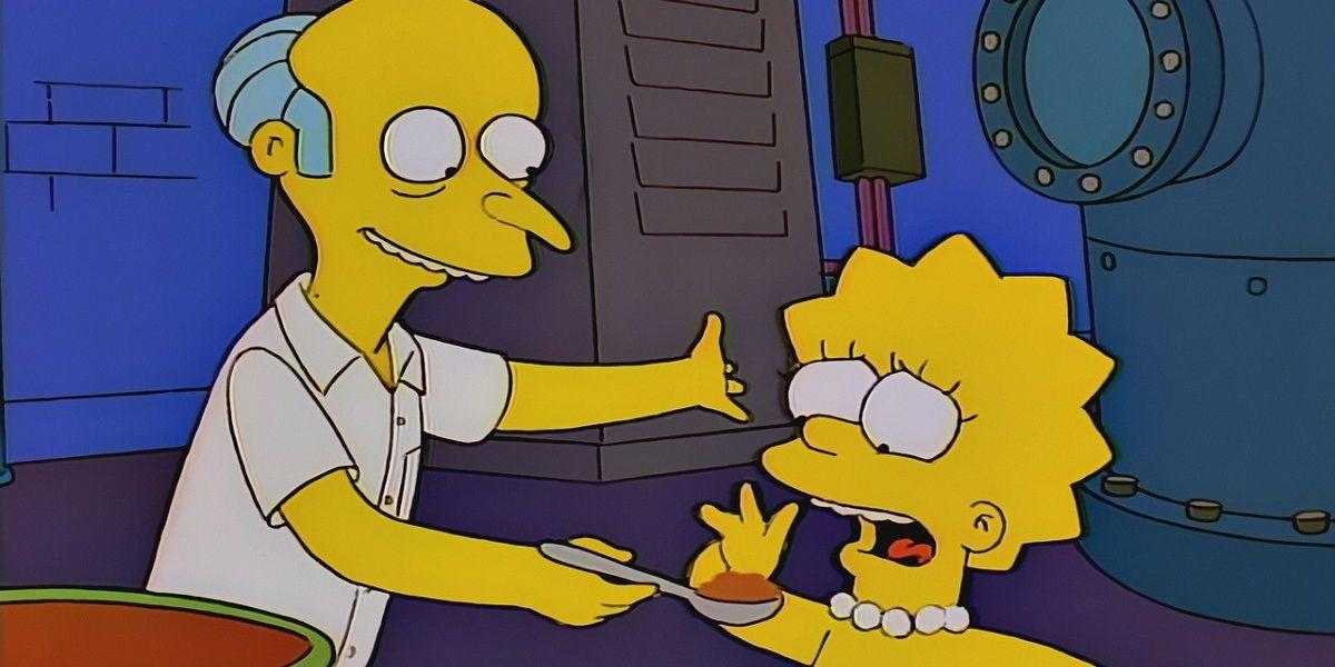 Os Simpsons: 10 detalhes que você perdeu sobre o Sr. Burns 9