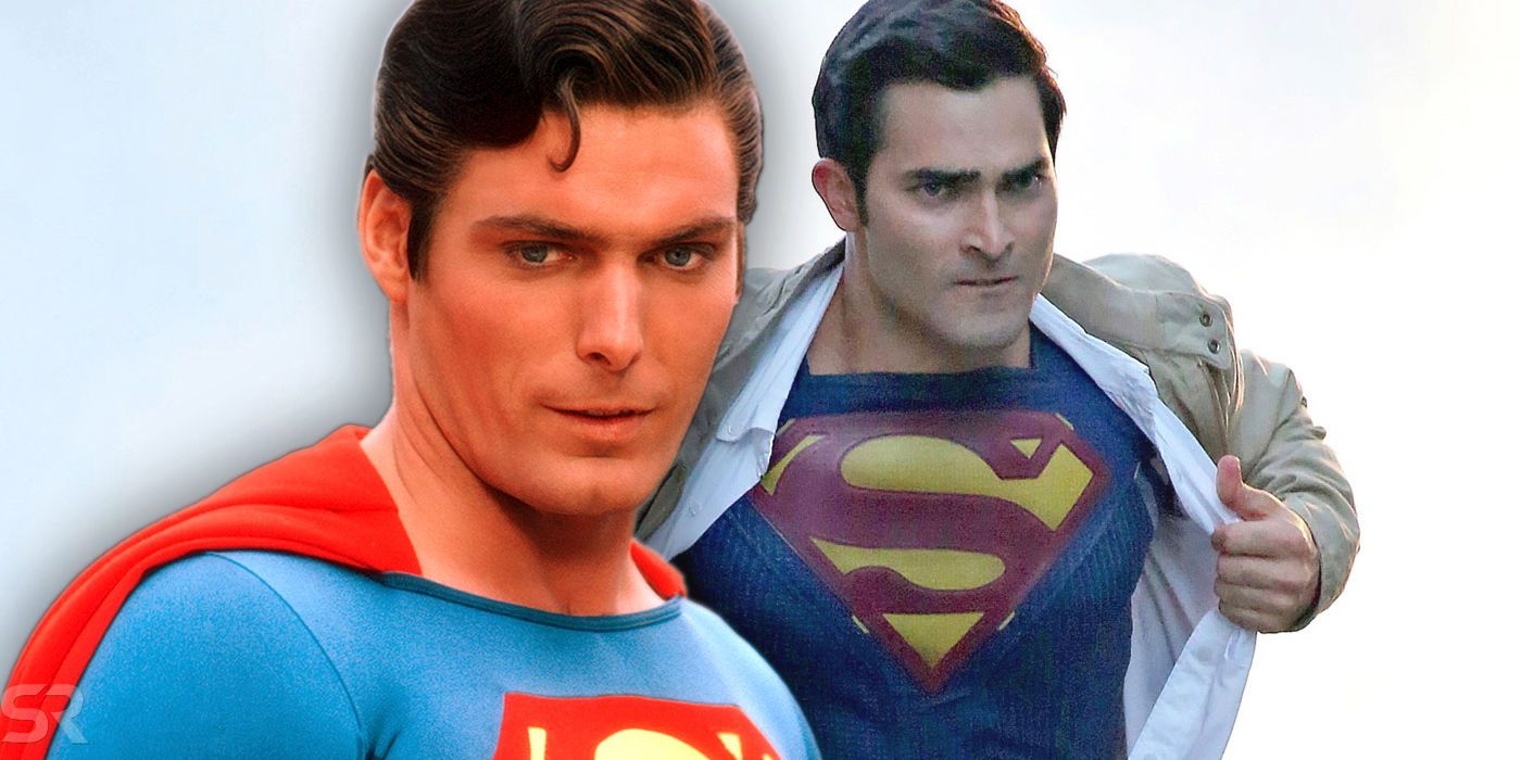 Christopher Reeve's Superman Canon Is Now Canon In The Arrowverse?