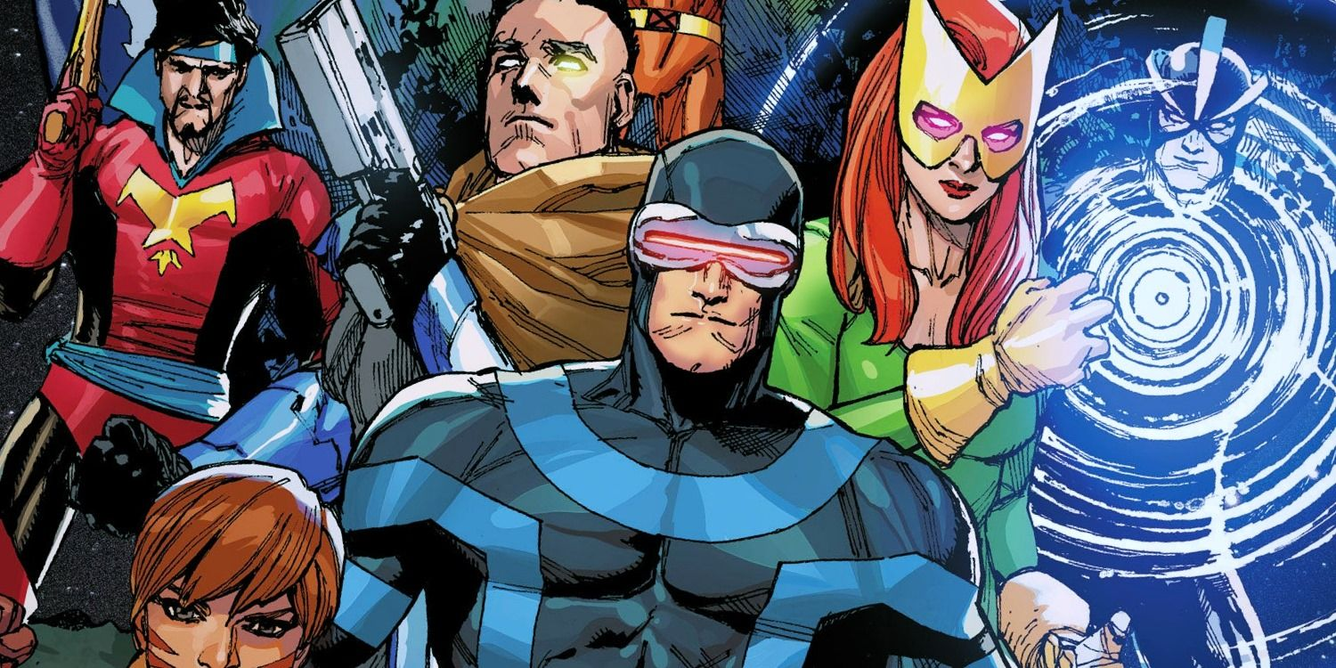 Marvel is Sabotaging Their Own X-Men Relaunch | Screen Rant