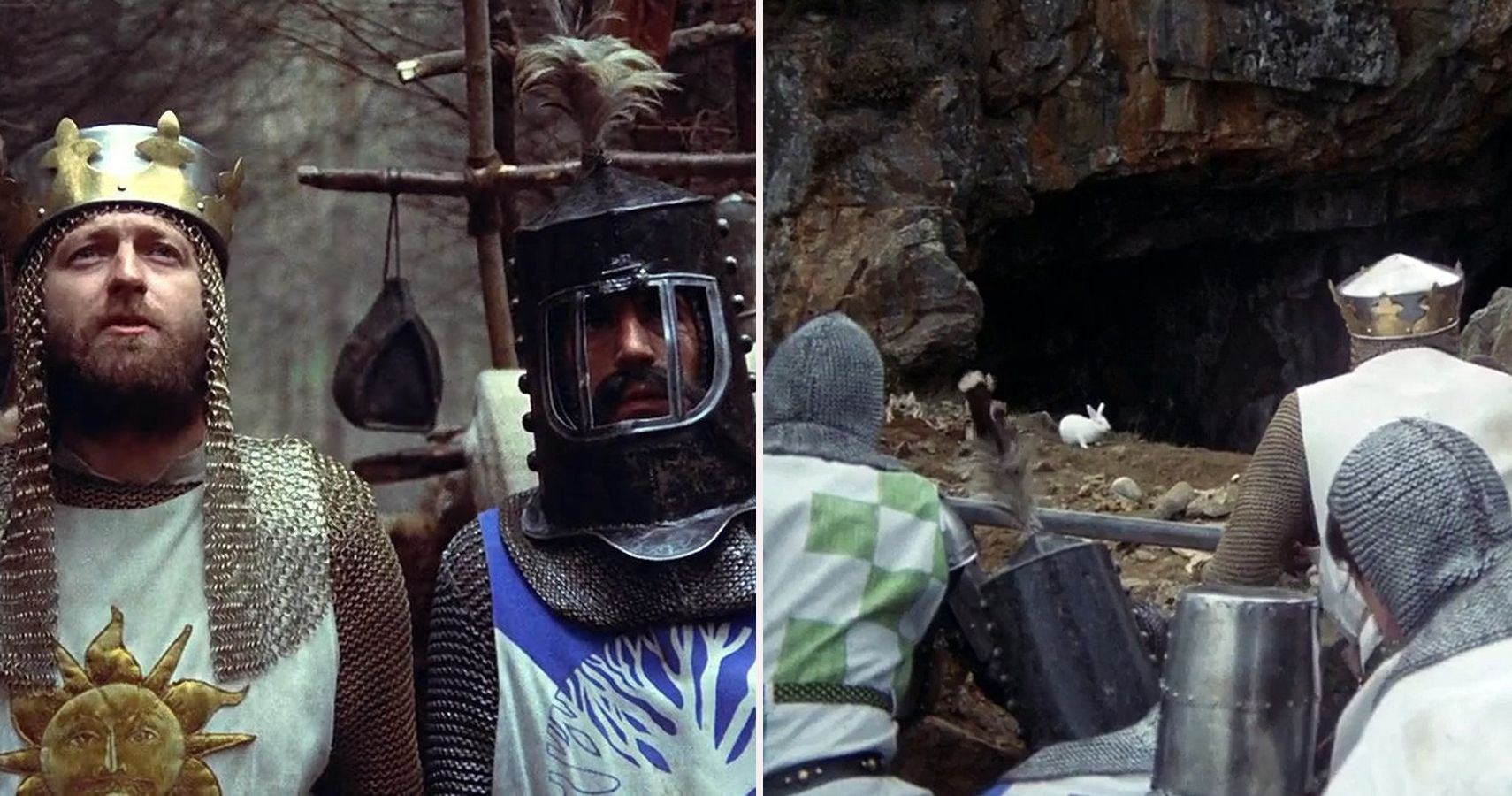 10 Wild Details Behind The Making Of Monty Python And The Holy Grail
