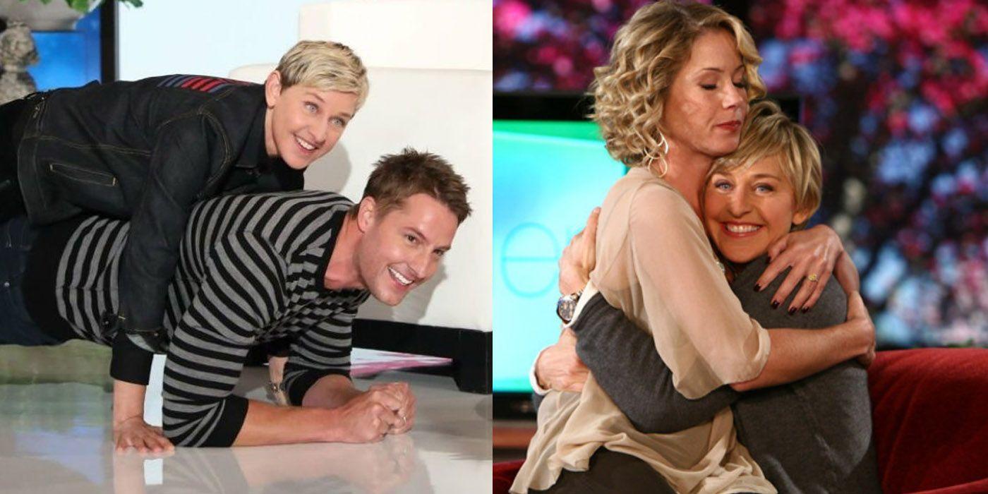 The Ellen DeGeneres Show - Season 10 Episode 156: Jennifer ...