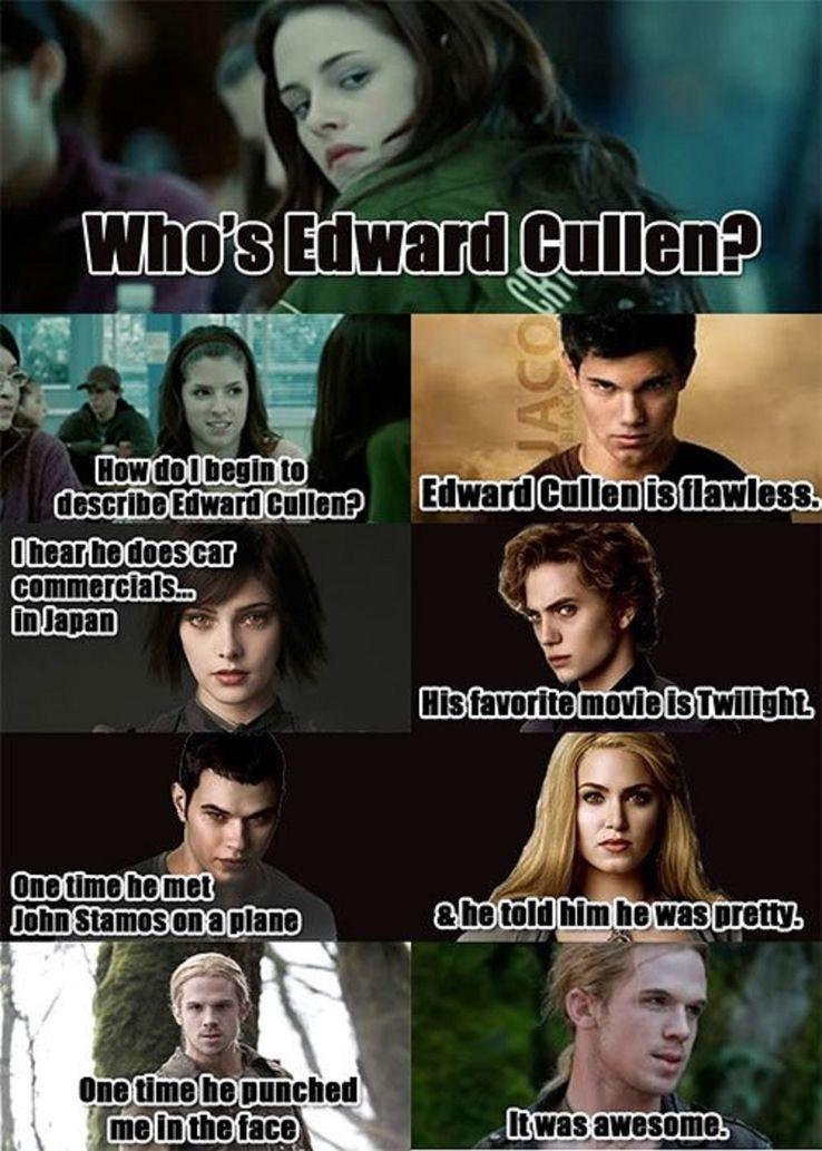 Twilight: 10 Vampire Logic Memes Only True Twi-Hards Understand