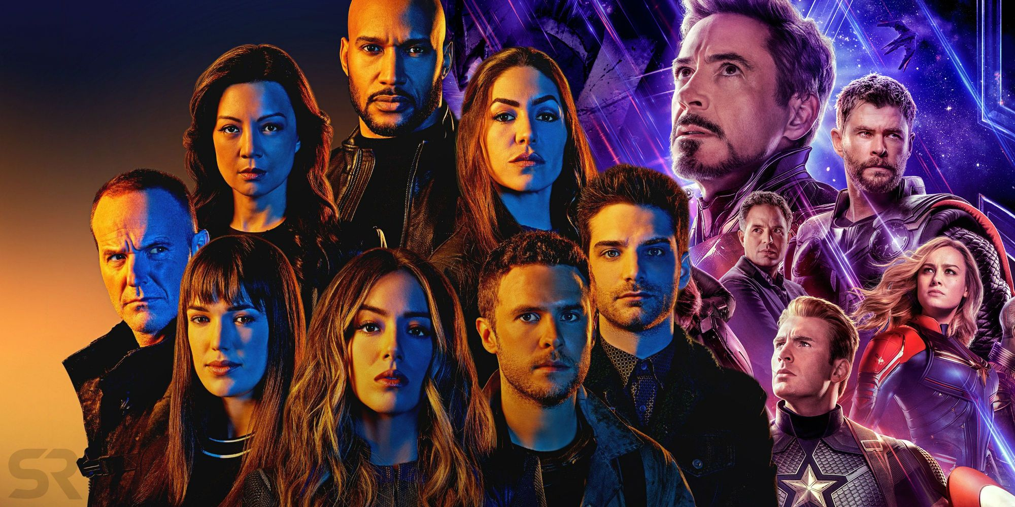 Agents Of SHIELD Season 7 May Have Its Own Endgame Time Travel Plot