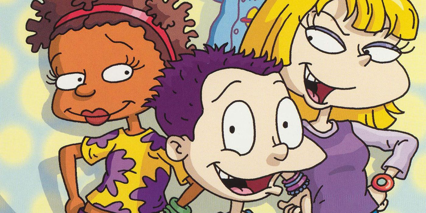 Tv And Movie News Rugrats First Planned