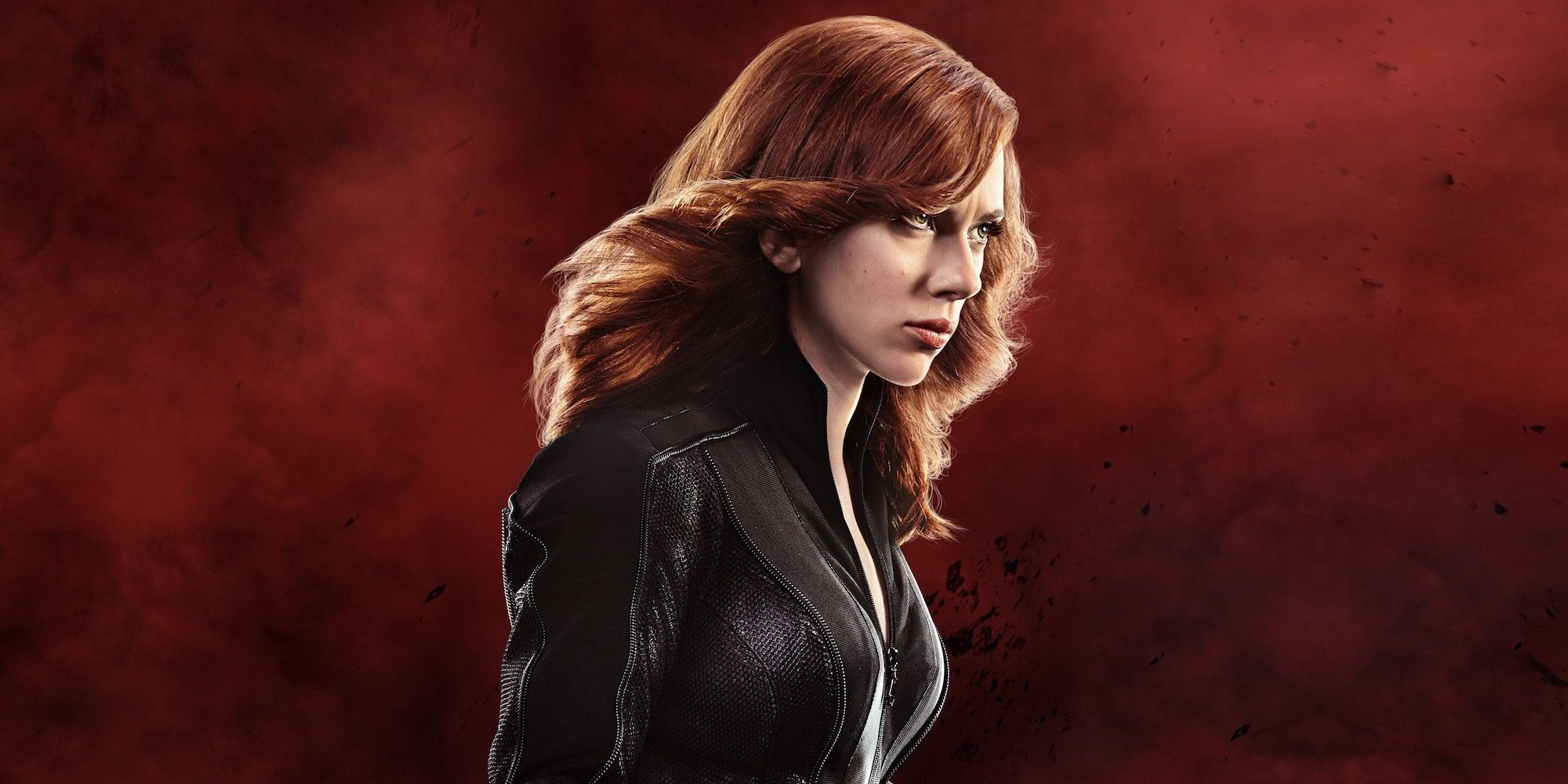 New Black Widow Costume Red Guardian Mask Revealed In D23