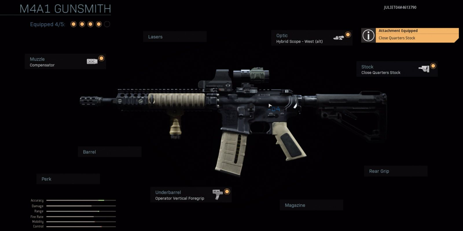 All Weapons, Gear, and Killstreaks in Modern Warfare Multiplayer