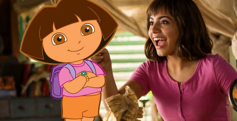Dora The Explorer TV Show Made Canon By Live-Action Movie In Weird Way