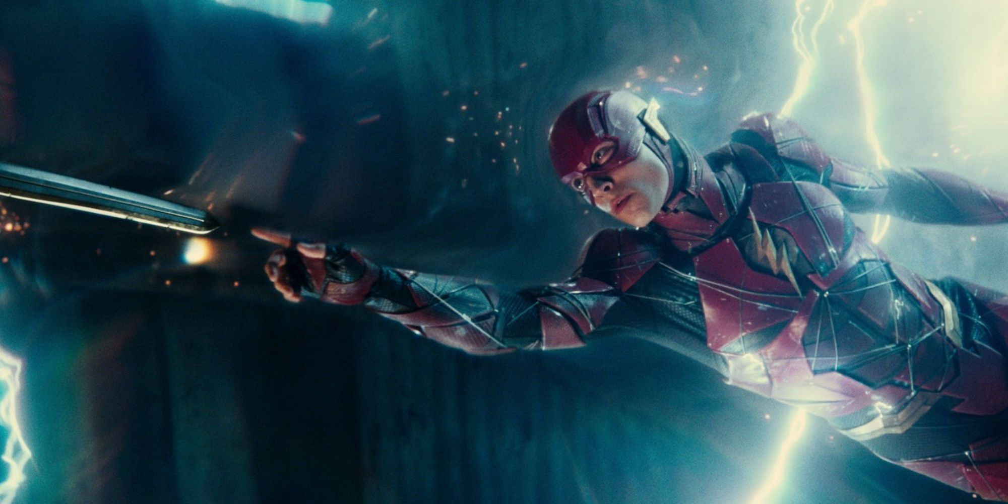 MovieNewsroom | Justice League Image: Snyder Cut's Different Flash Speed Force Effect