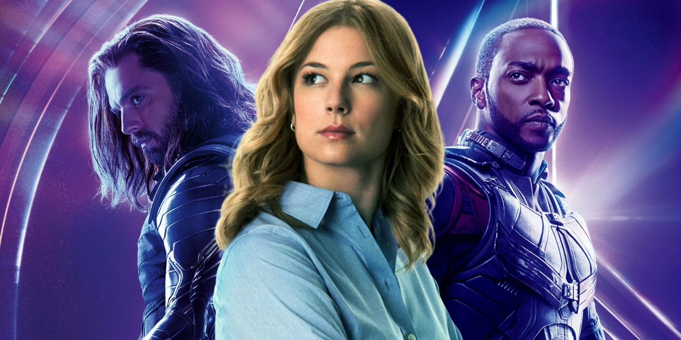 Falcon & Winter Soldier: Emily VanCamp Wraps Filming Disney+ Series - Mimicnews