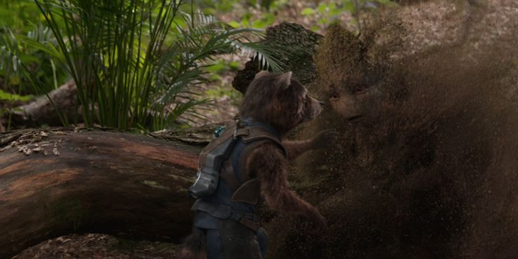 Rocket And Groot's 10 Sweetest Moments In The MCU   ScreenRant