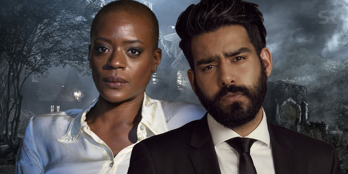 The Haunting Of Bly Manor Casts T Nia Miller Rahul Kohli More