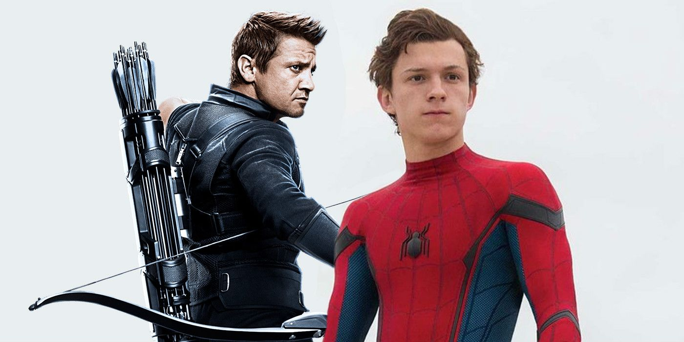 Jeremy Renner Asks Sony to Return Spider-Man to the MCU