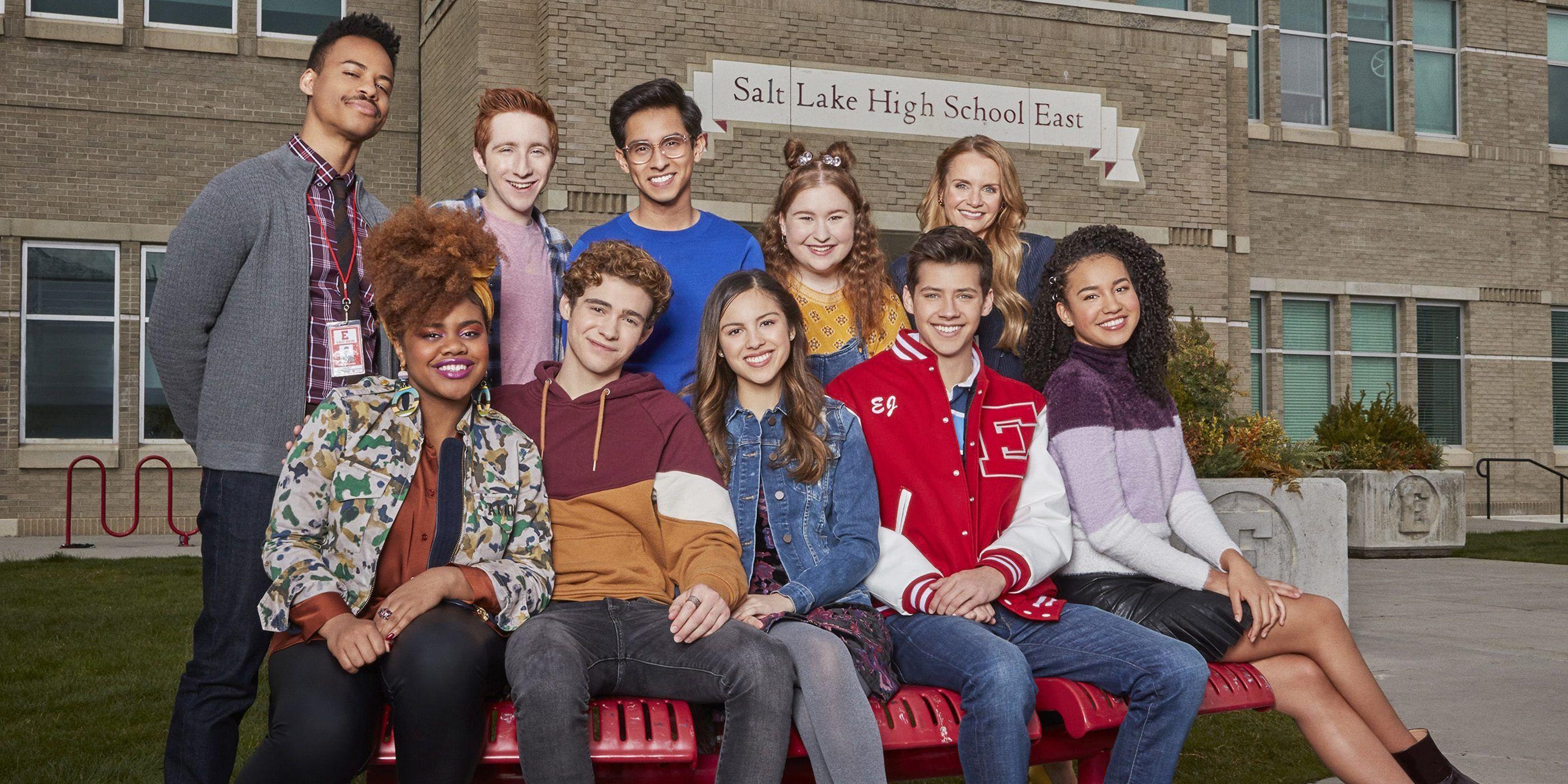 High School Musical Serie Folge 3