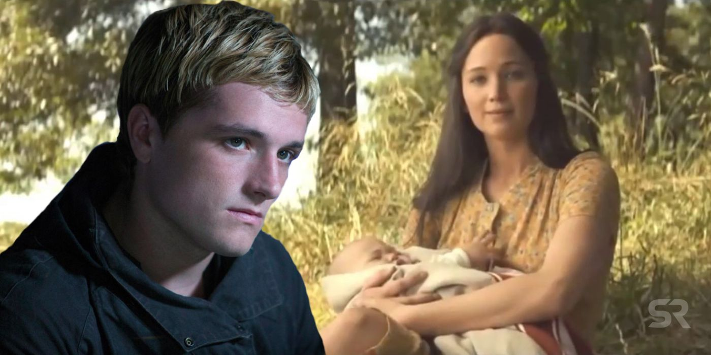 What Happened To Peeta After The Hunger Games Ended Screen Rant