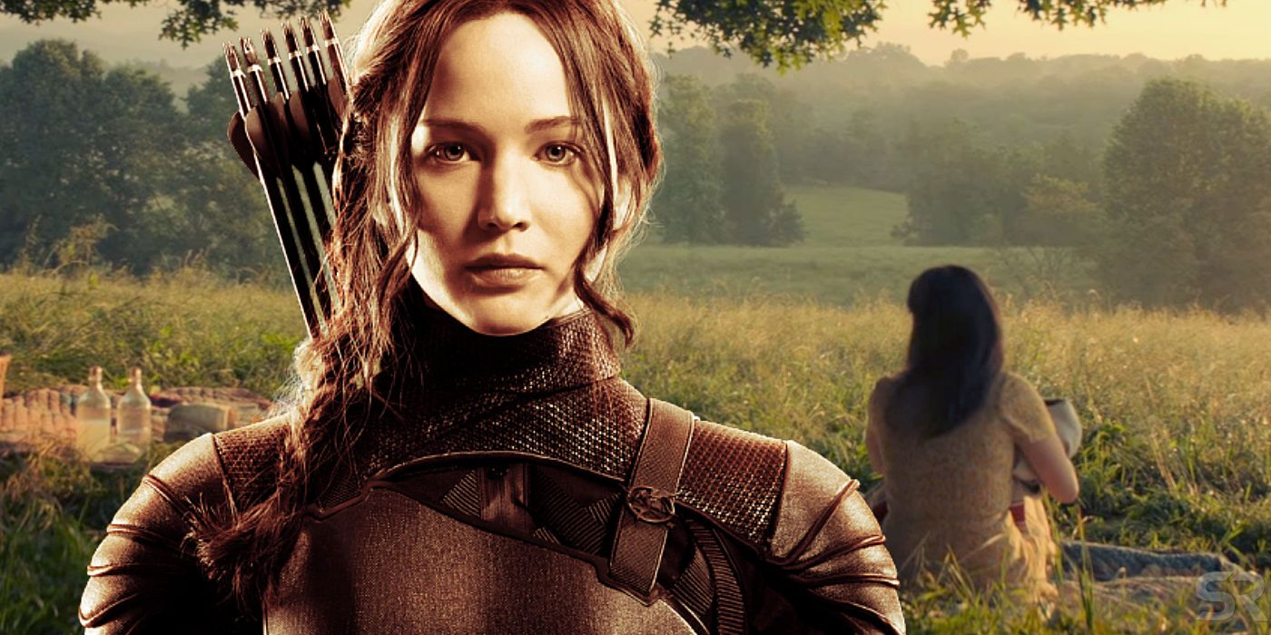 What Happened To Katniss After The Hunger Games Ended