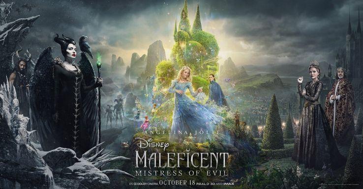 Maleficent 2 D23 Footage Description Poster Revealed