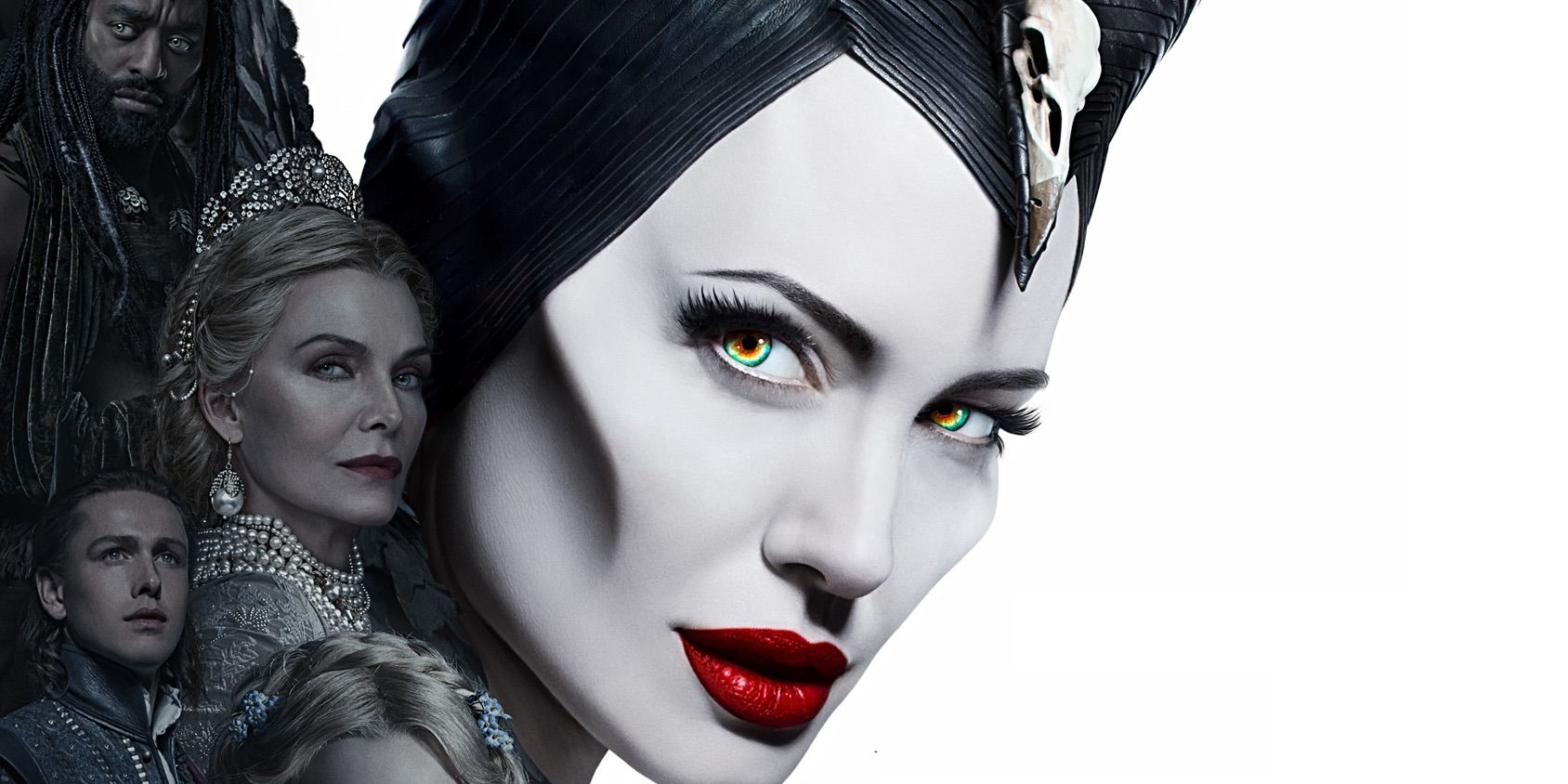Maleficent 2 Poster Angelina Jolie Is The Mistress Of Evil