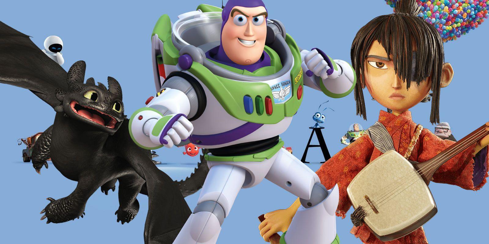 Disney Animated Movies 2010 To 2019