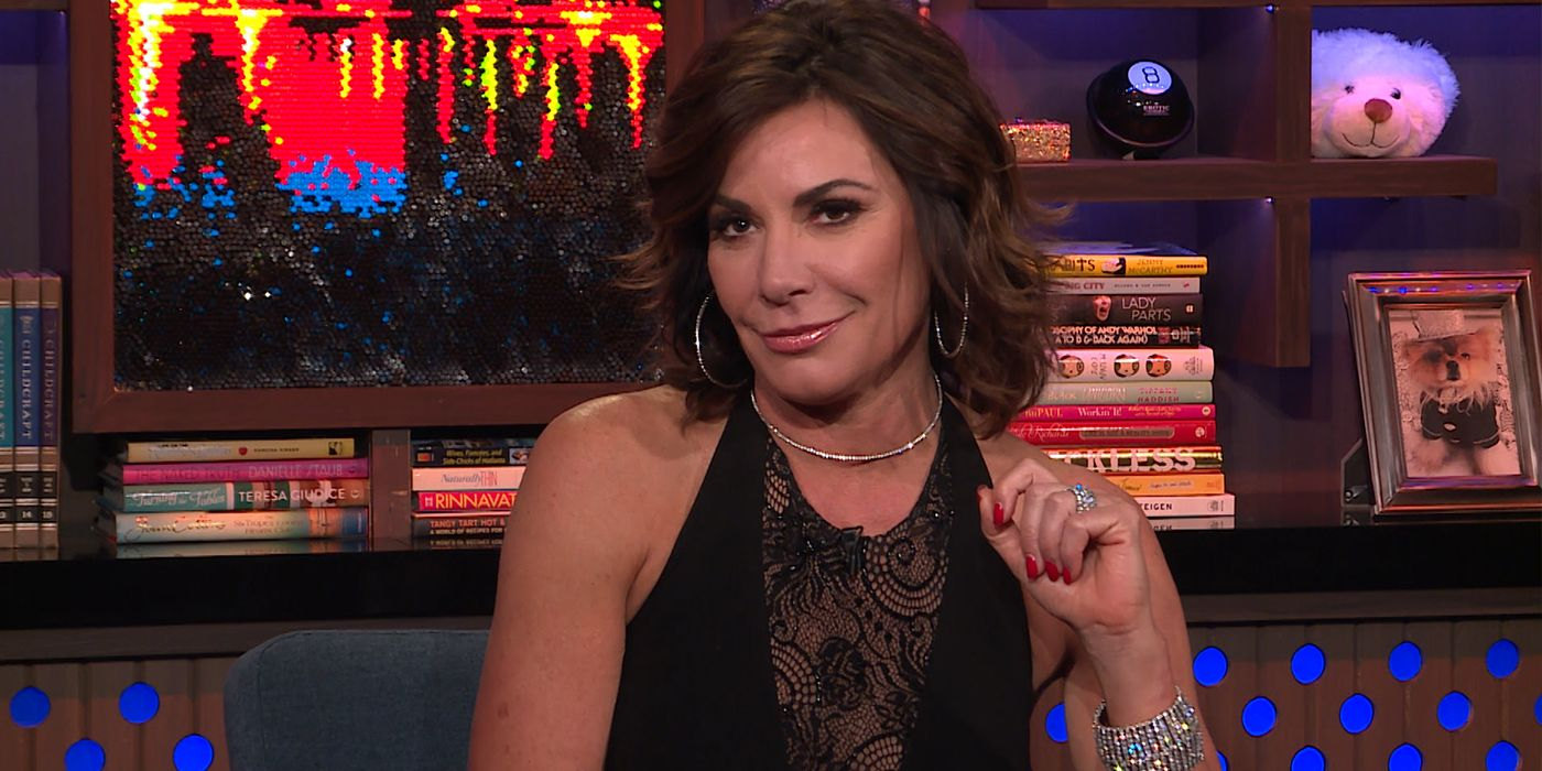 Real Housewives' Luann de Lesseps Hints at New Castmate
