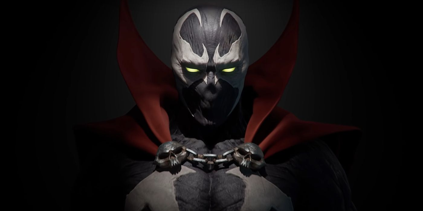 Mortal Kombat 11: Here's What Spawn Will Look Like