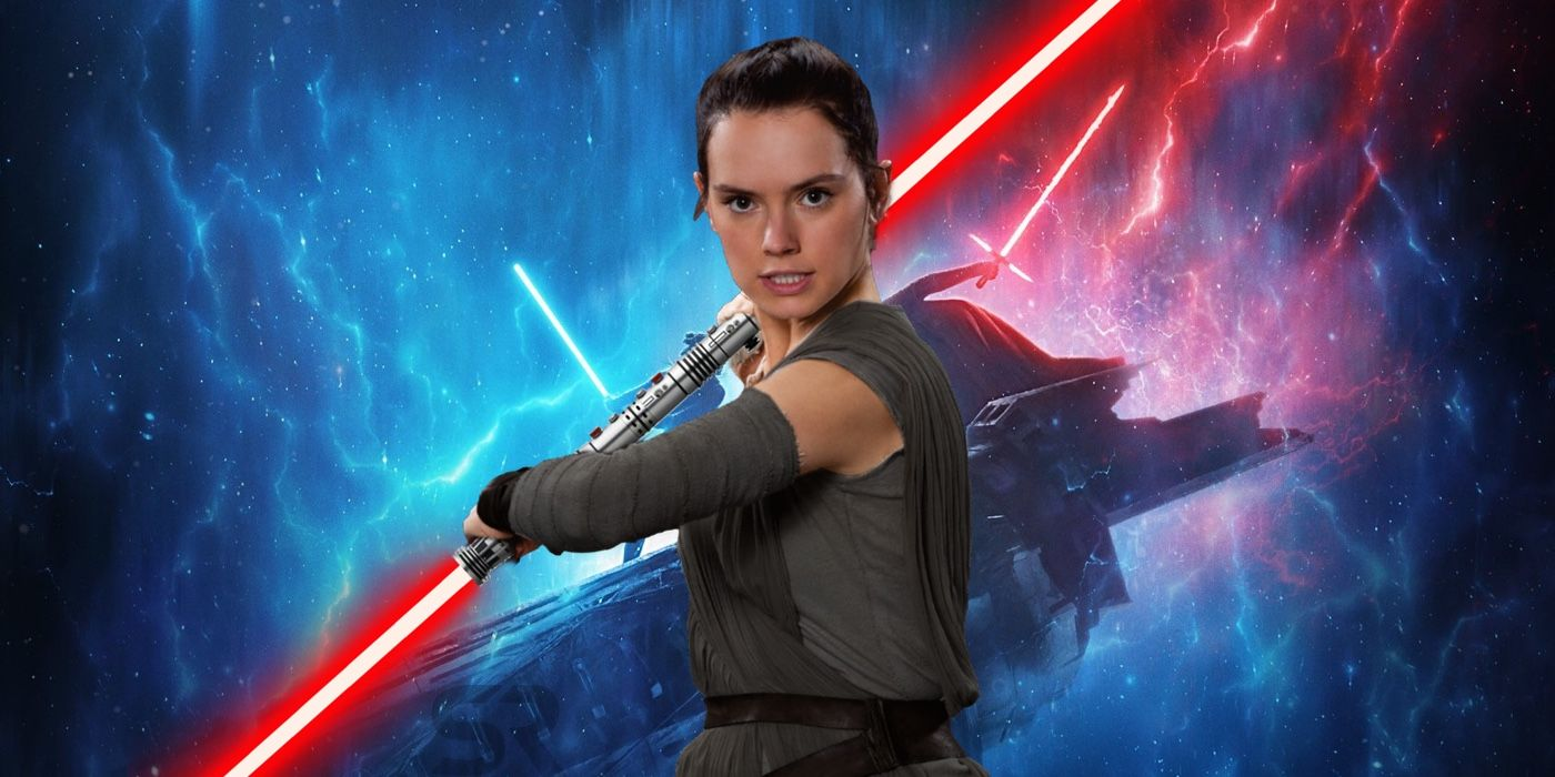 Star Wars 9 New Trailer: See Rey's Red Lightsaber | Screen Rant