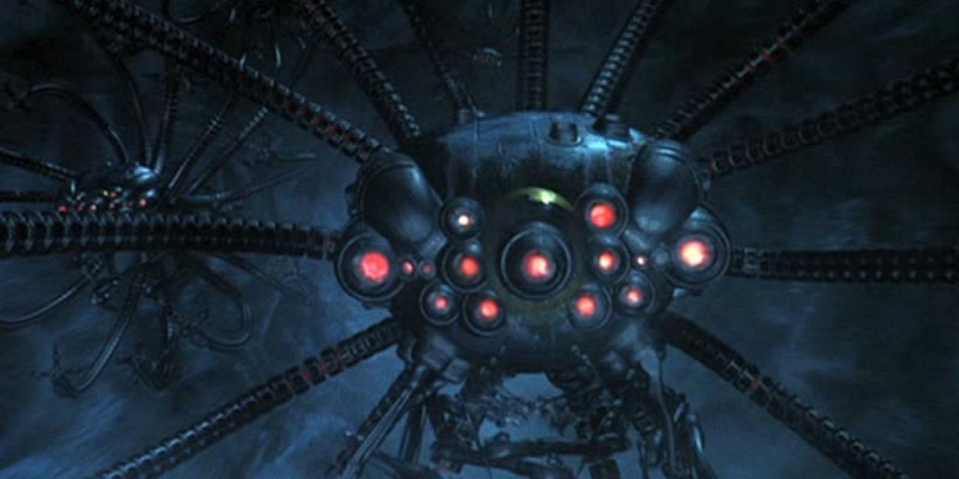 Matrix: Onde está localizada a Cidade das Máquinas? 1