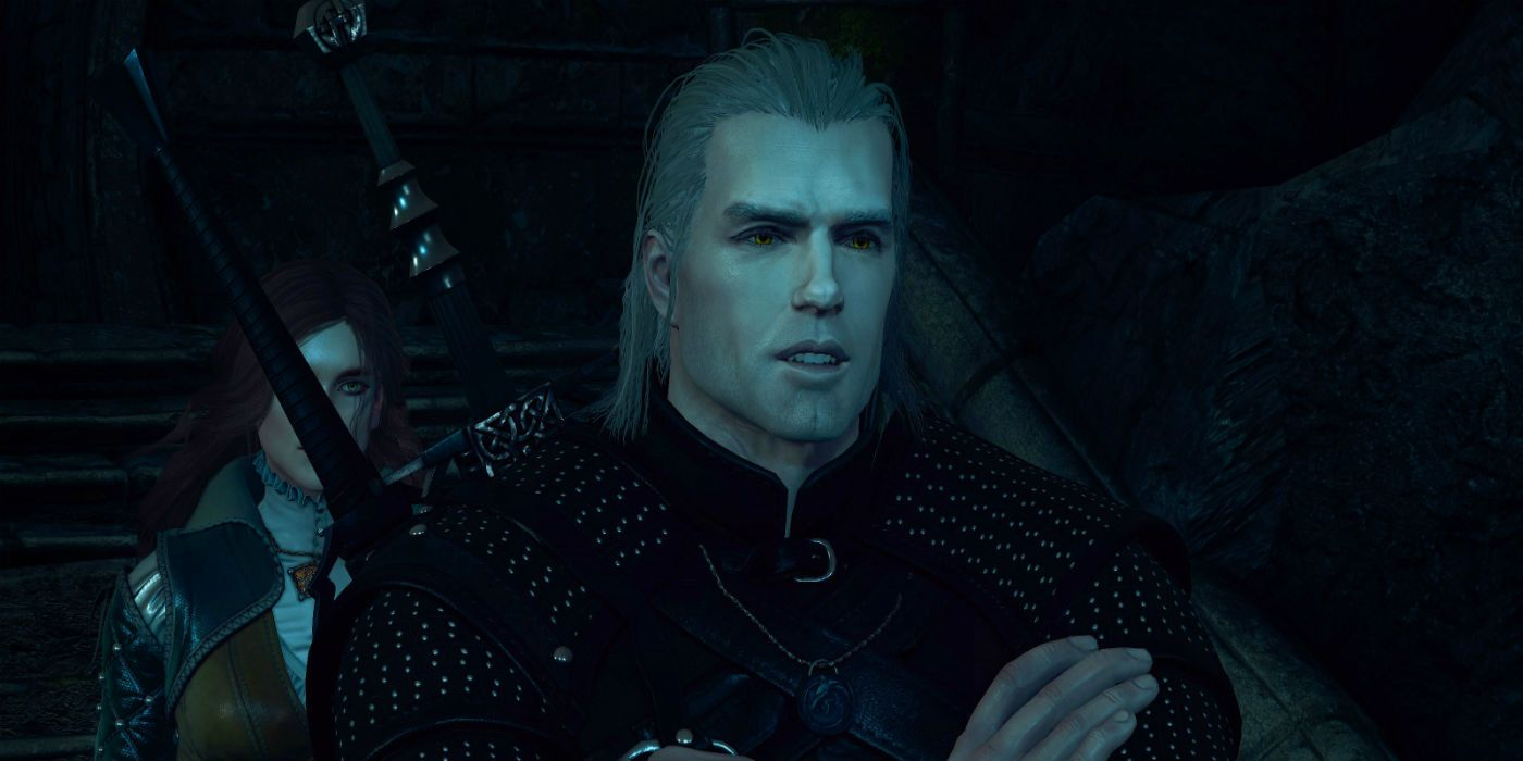 Live Your Fantasy With The Henry Cavill Witcher 3 Mod