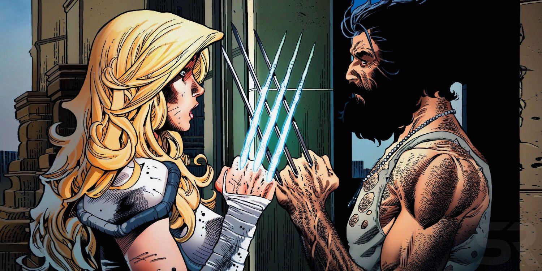 Wolverine Finally Meets His Secret Daughter, [SPOILER]