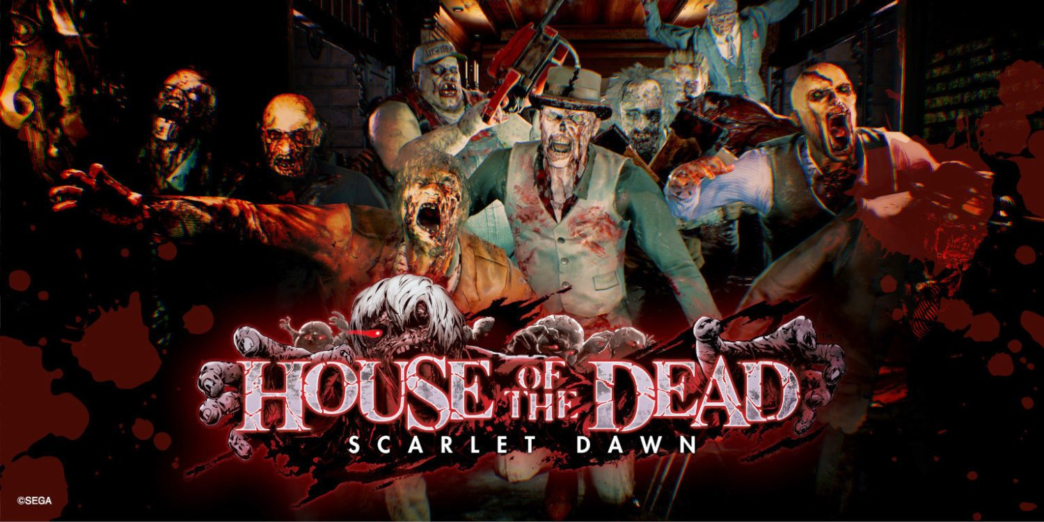 House Of The Dead Scarlett Dawn Finds Arcade Gaming Undead Kicking