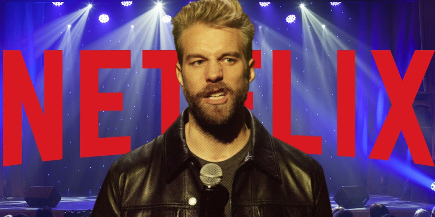 Why Anthony Jeselnik's Netflix Comedy Specials Are So Aggressive