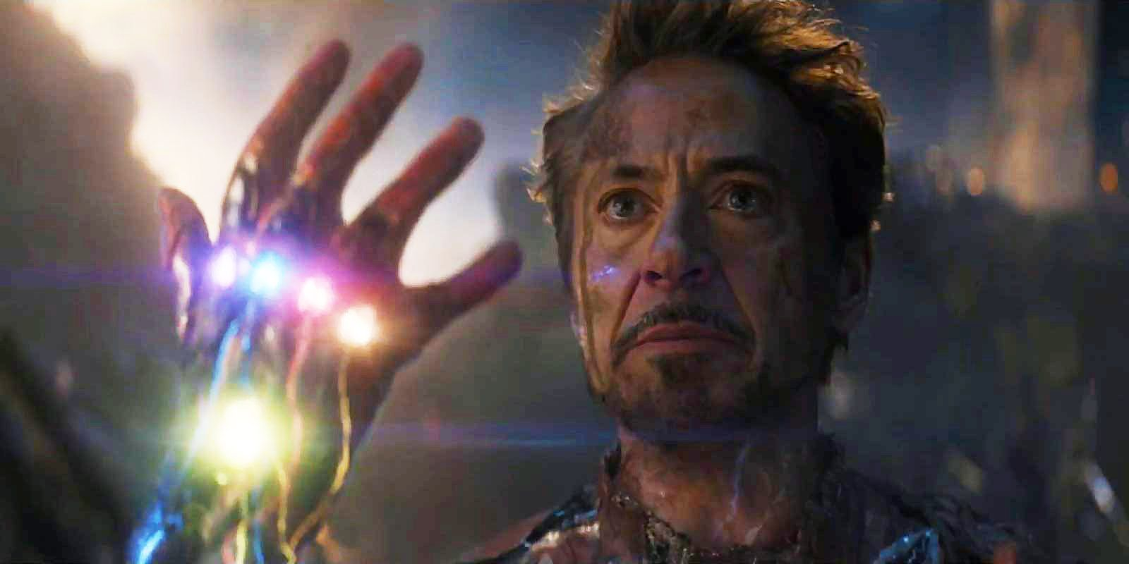 Marvel: RDJ Puts On The Infinity Gauntlet Again For Charity