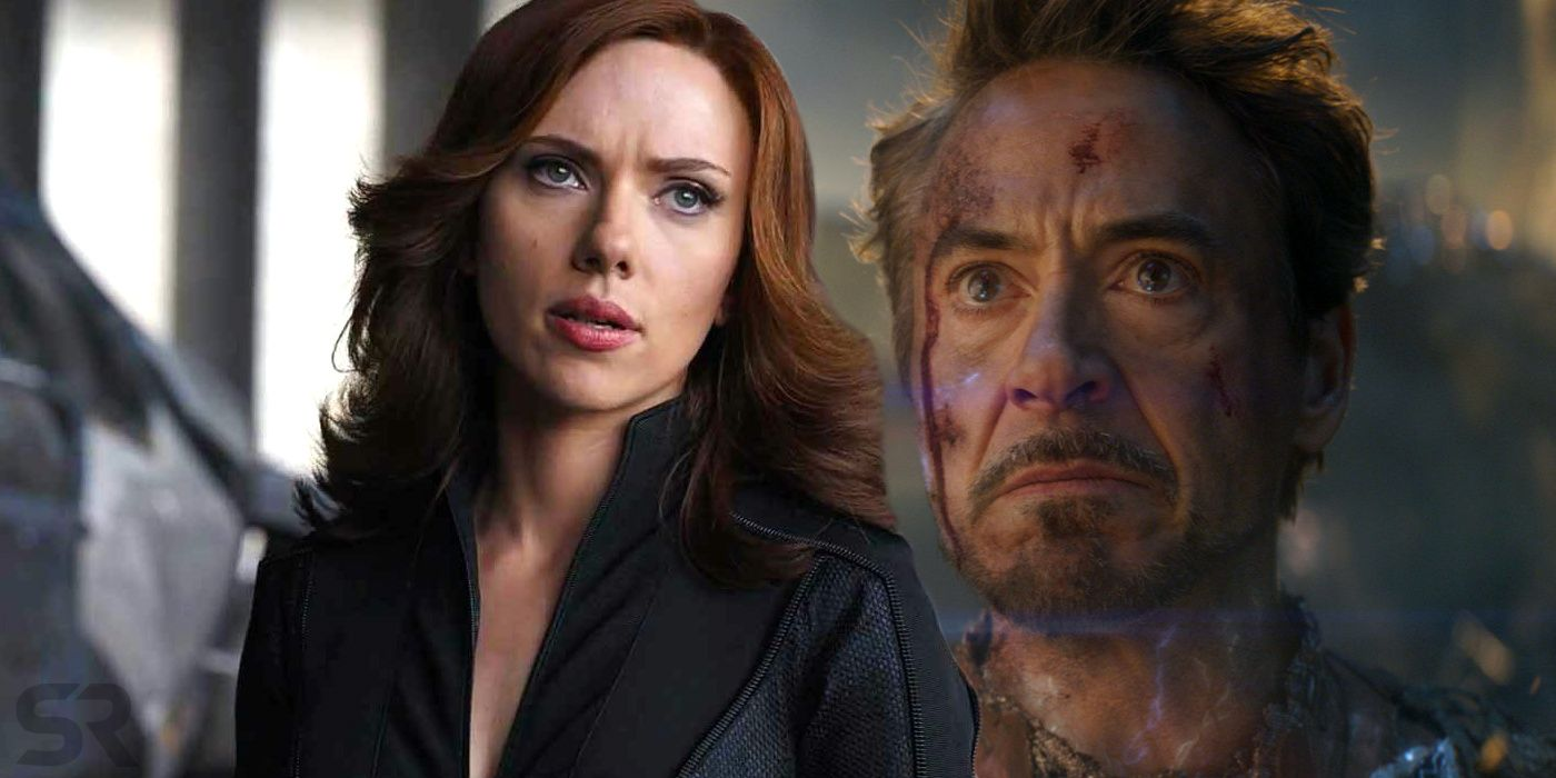 How Iron Man Can Appear In Black Widow S Movie Screen Rant