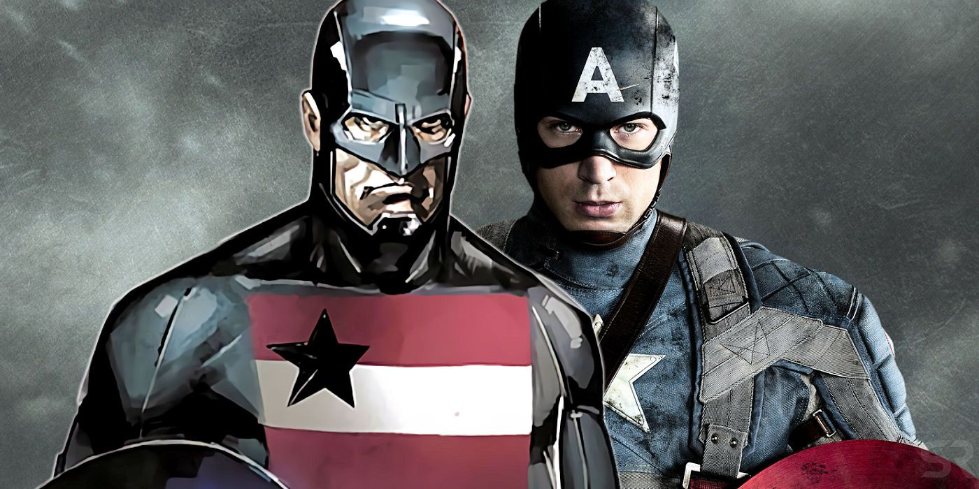 Who Is U S  Agent? Marvel's Evil Captain America Replacement