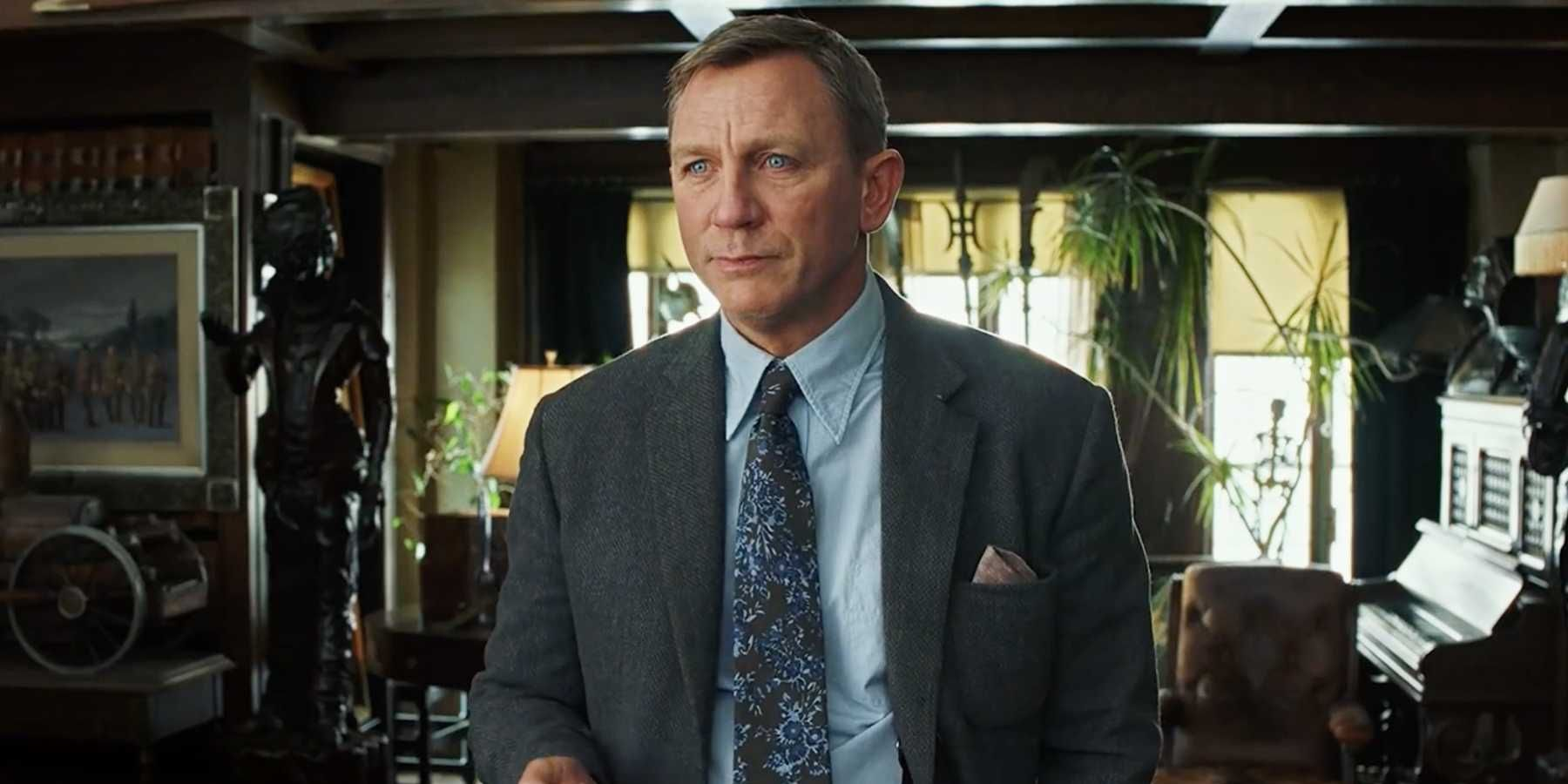 Knives Out: Rian Johnson Wants A Sequel With Daniel Craig